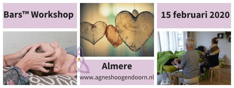 Agnes Hoogendoorn, Bars Workshop, Almere