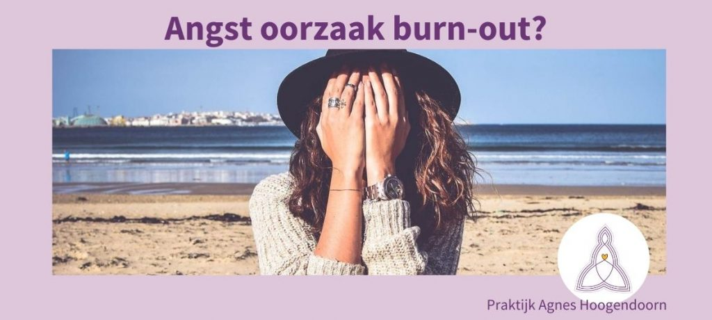 Agnes Hoogendoorn-angst oorzaak burnout