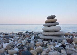 Agnes Hoogendoorn, evenwicht balans